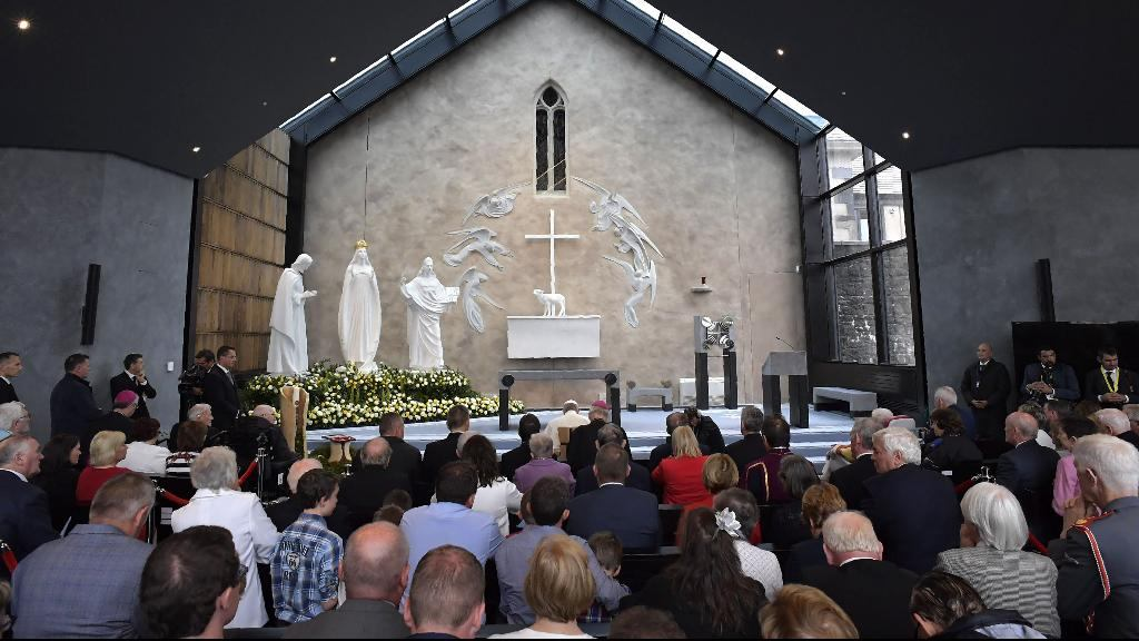 25. kolovoza 2018. - Dublin - Papa Franjo: Obitelji su nada za Crkvu i svijet
