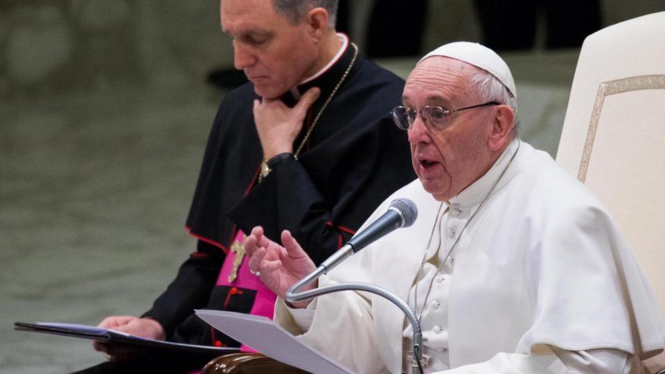8. kolovoza 2018. - Papina kateheza na općoj audijenciji u srijedu