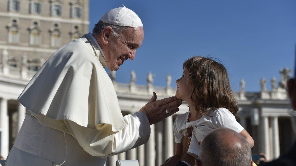 12. rujna 2018. - Papina kateheza na općoj audijenciji u srijedu