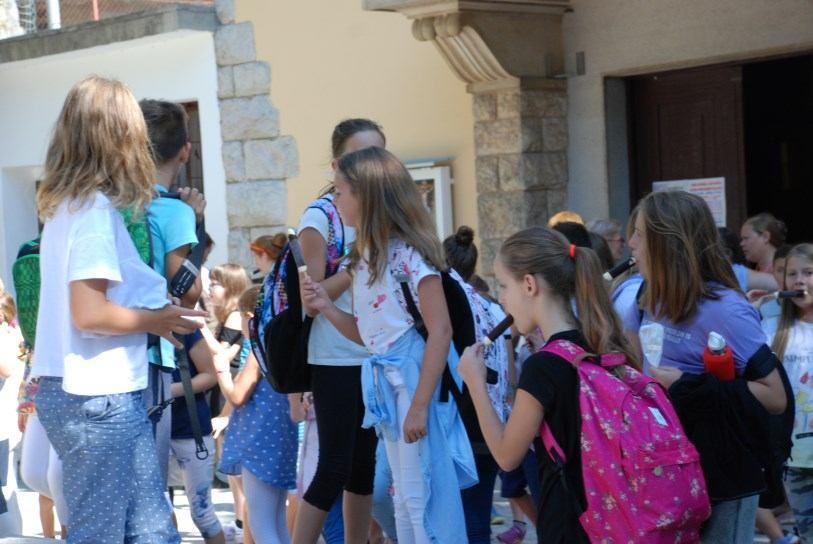 18. rujna 2018. - Služba riječi OŠ Kantrida - Rijeka