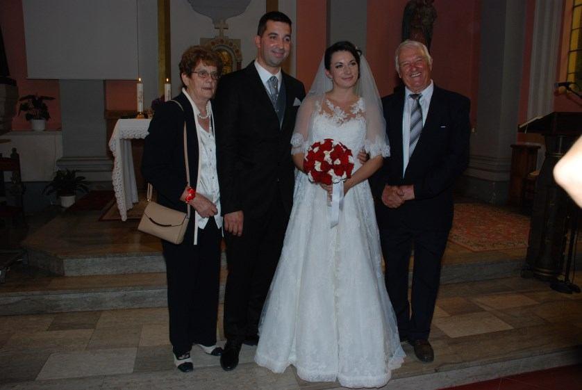 23. rujna 2018. - Vjenčanje Andrea i Dragane Jurman