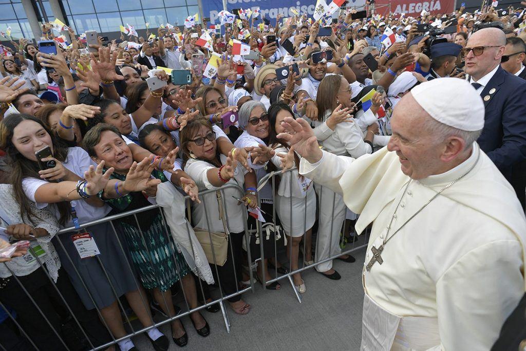 24. siječnja 2019. - Papa srednjoameričkim biskupima: Kao Romero, budite glas protiv nepravde i siromaštva