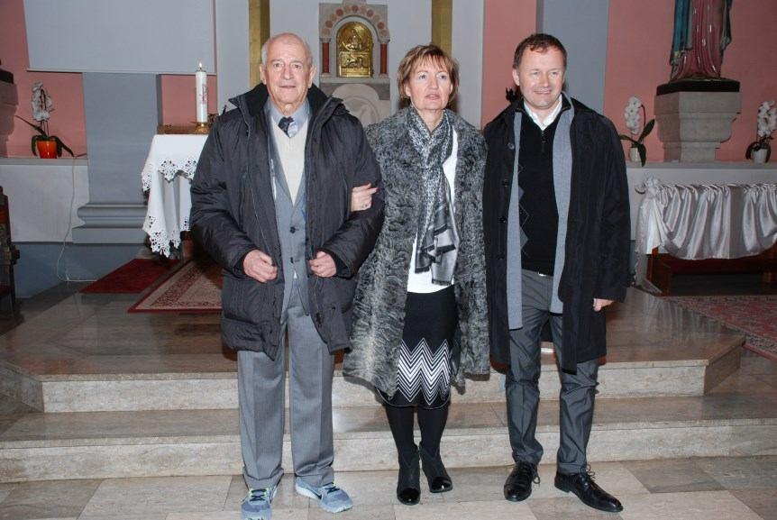 2. veljače 2019. - Ženidba Branko Ivan Krmpotić i Velia r. Vadinjof
