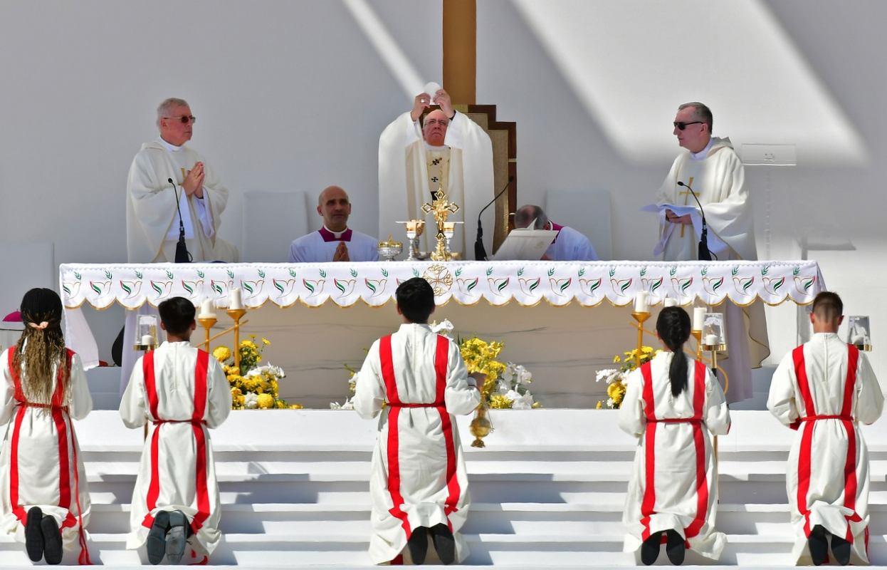 5. veljače 2019. - Propovijed pape Franje na misi u Abu Dhabiju