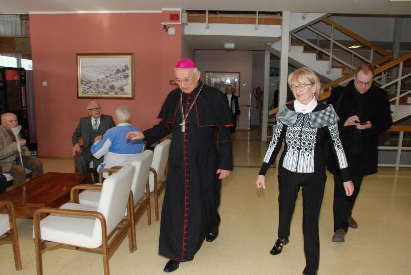 8. veljače 2019. - Dom za starije osobe Kantrida