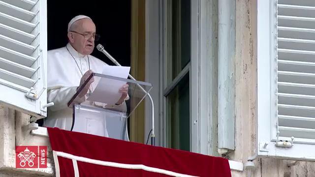 17. ožujka 2019. - Papin nagovor prije i nakon molitve Anđeo Gospodnji u nedjelju