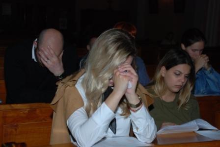 18. travnja 2019. - Veliki četvrtak - Getsemanska ura