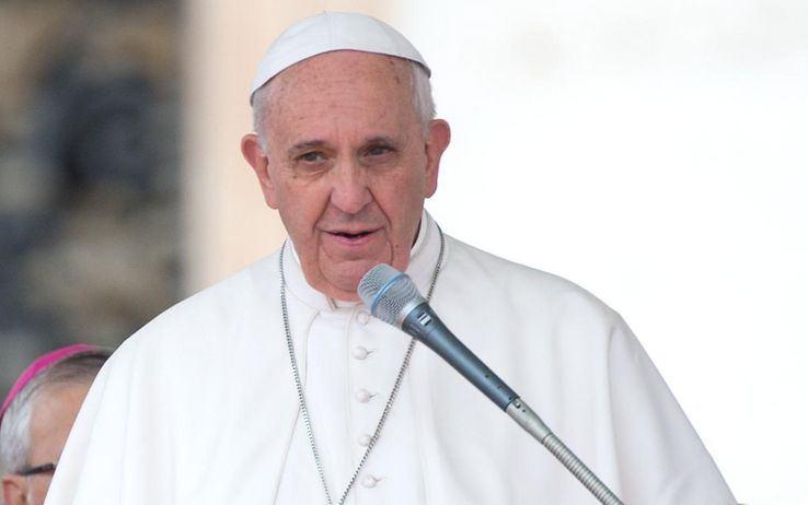 1. svibnja 2019. - Papa Franjo: Bog nas nikada ne napušta