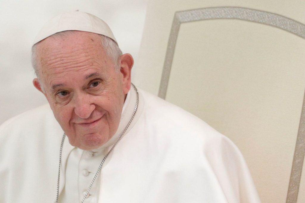 25. svibnja 2019. - Papa Franjo: