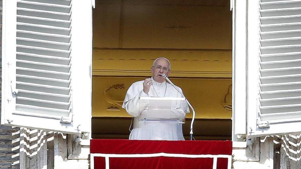 26. svibnja 2019. - Papin nagovor prije molitve Kraljice neba u nedjelju