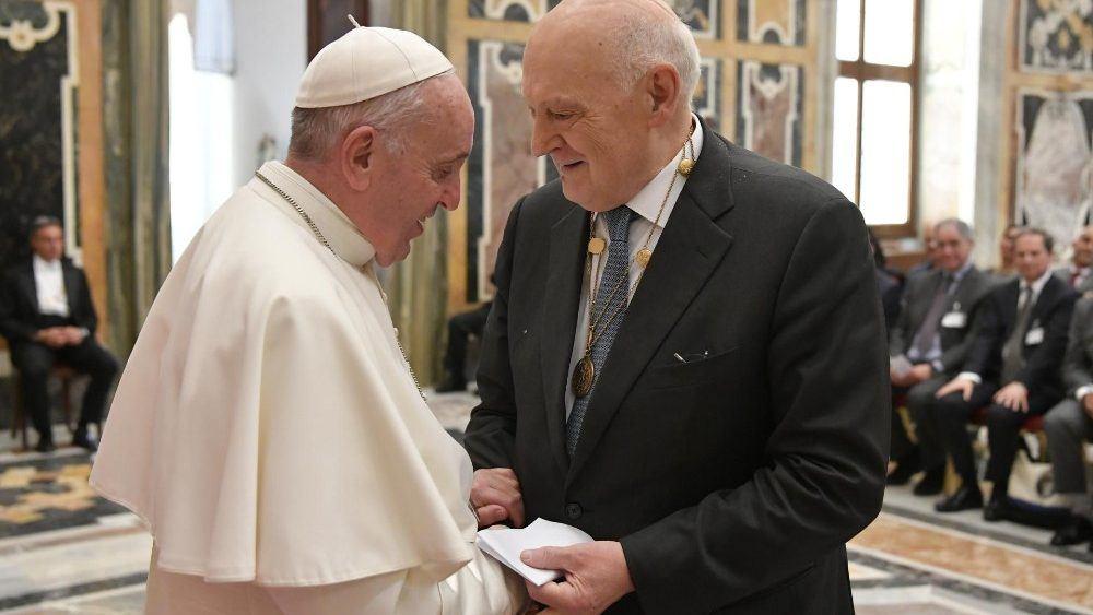 2. svibnja 2019. - Papa: Širite svijest o obnovljenoj međunarodnoj solidarnosti