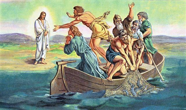 5. svibnja 2019. - 3. uskrsna nedjelja