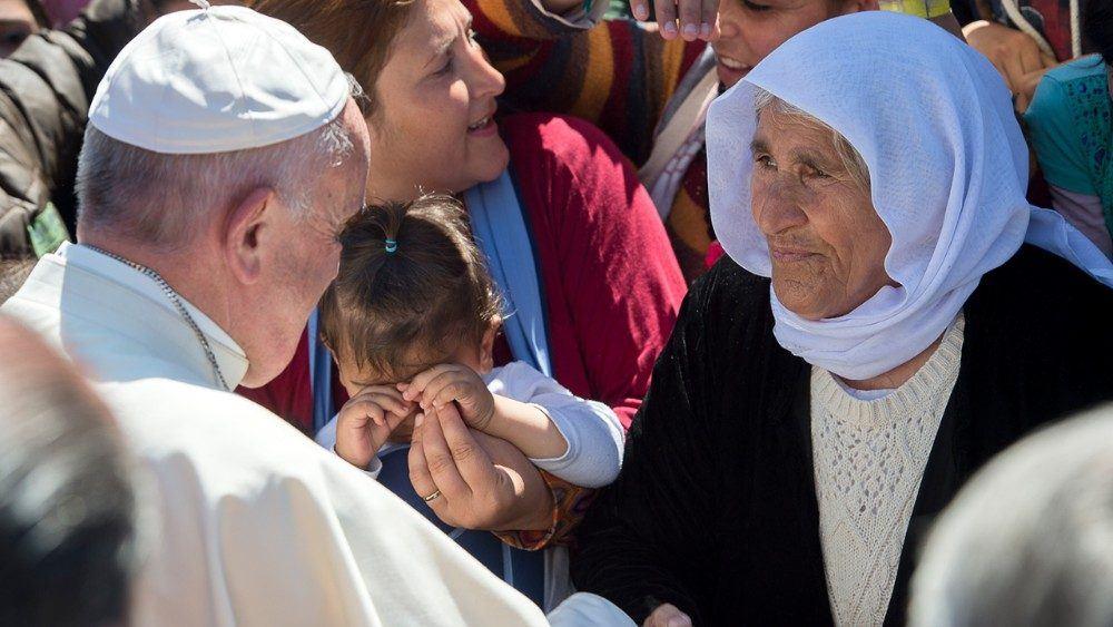8. svibnja 2019. - Papina kateheza na općoj audijenciji u srijedu