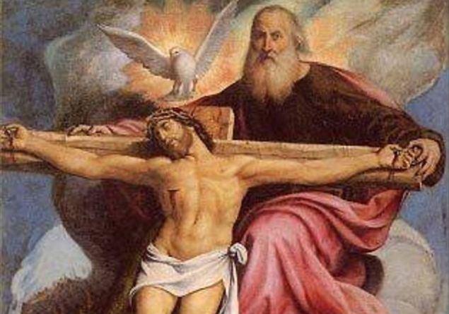 16. lipnja 2019. - Nedjelja Presvetog Trojstva