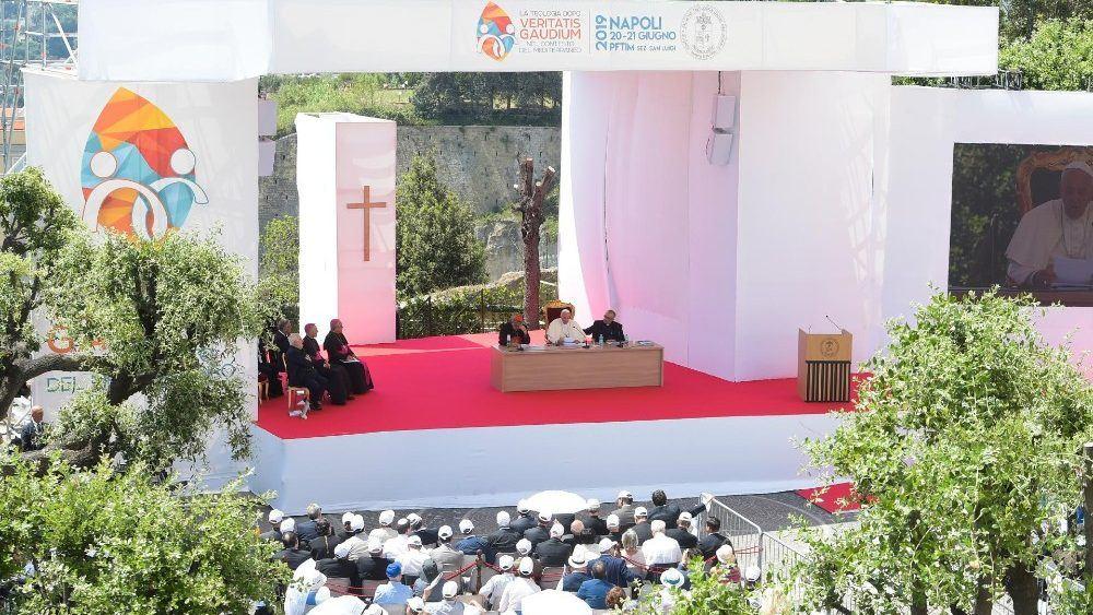 21. lipnja 2019. - Papa Franjo: Dijalog i prihvat za Mediteran mira među narodima