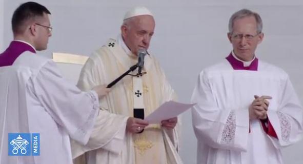 2. lipnja 2019. - Papa u Blaju proglasio blaženima sedmoricu grkokatoličkih biskupa
