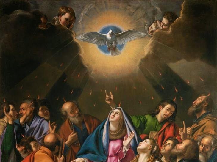 9. lipnja 2019. - Nedjelja Pedesetnice, nedjelja Duha Svetoga