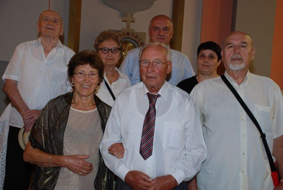 21. srpnja 2019. - 25. godišnjica sakramenta Ženidbe