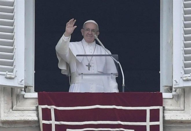 28. srpnja 2019. - Papin nagovor prije i nakon molitve Anđeo Gospodnji u nedjelju