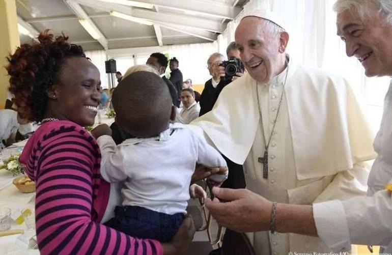 30. kolovoza 2019. - Papa u molitvi za proces pomirenja uoči posjeta Mozambiku