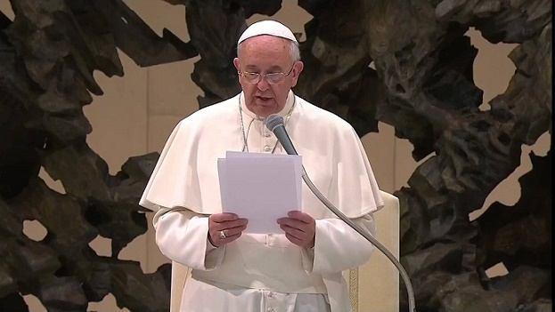 7. kolovoza 2019. - Papina kateheza na općoj audijenciji u srijedu