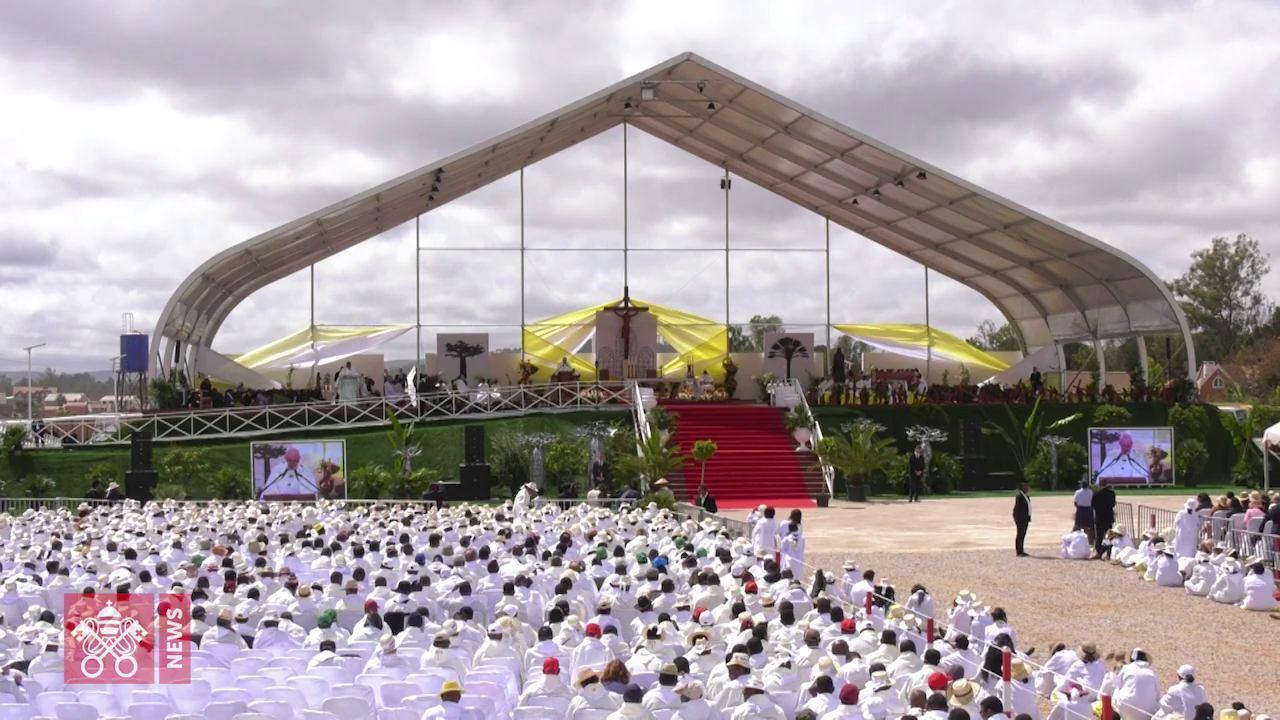 8. rujna 2019. - Papa na Madagaskaru