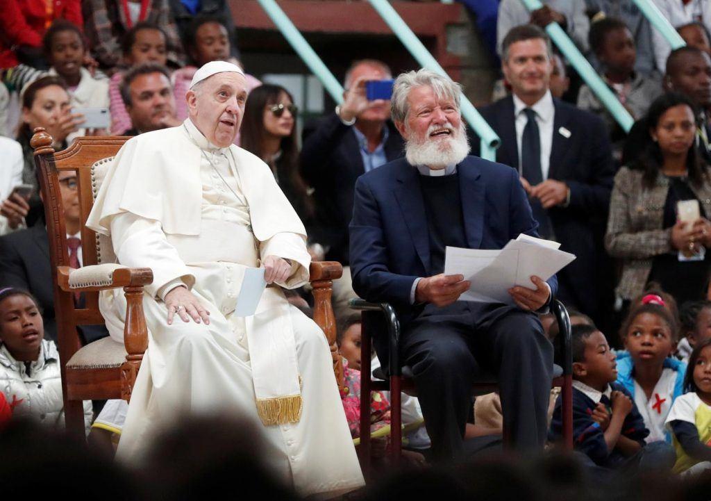 8. rujna 2019. - Papa: U Akamasoi vapaj siromašnih pretvorio se u pjesmu nade