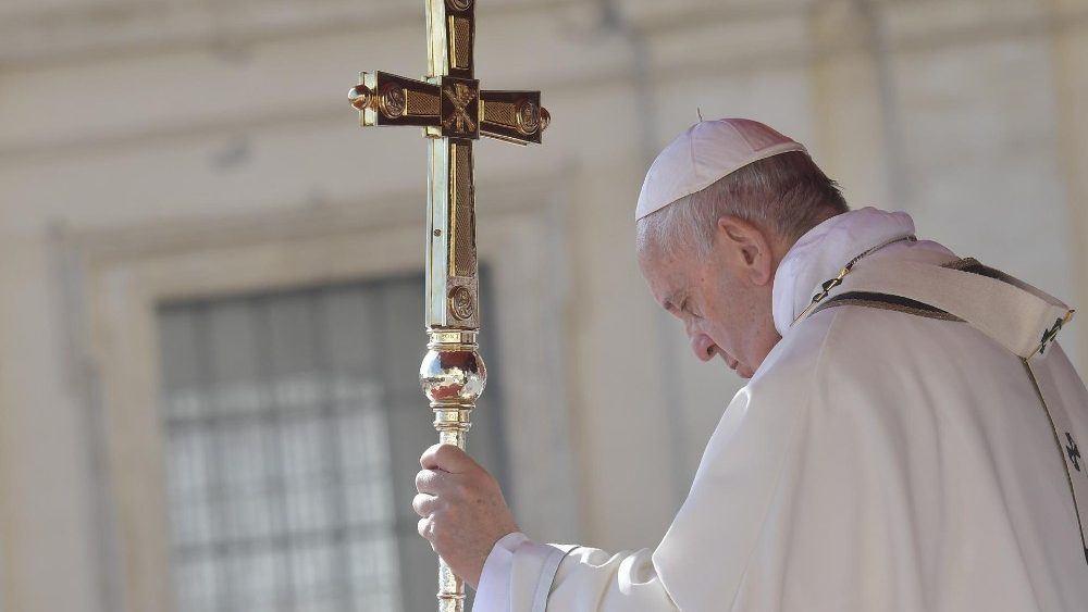 """13. listopada 2019. - Papa Franjo: Novi sveci su """"uzvišena svjetla"""" u tami svijeta"""