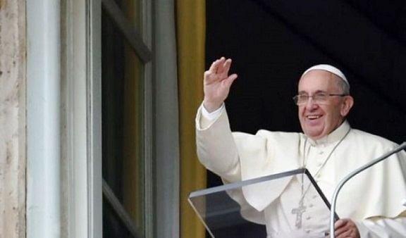 10. studenoga 2019. - Papin nagovor prije i nakon molitve Anđeo Gospodnji u nedjelju
