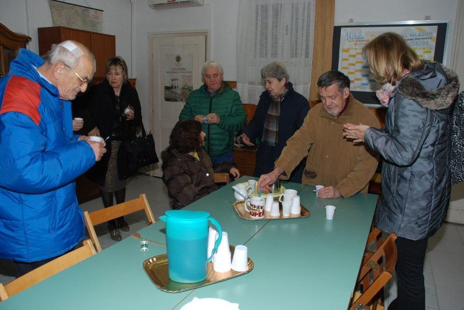 2. prosinca 2019. - Kantrida - Svete mise Zorncie u 6.45 sati.