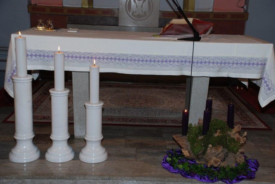 30. studenoga 2019. - Kor u crkvi svetog Antuna Padovanskog