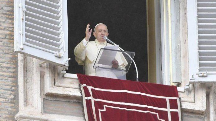 8. prosinca 2019. - Papin nagovor prije i nakon molitve Anđeo Gospodnji u nedjelju