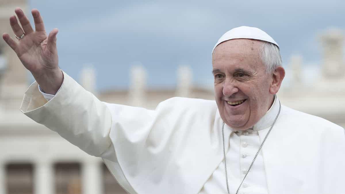 15. prosinca 2019. - Papin nagovor prije i nakon molitve Anđeo Gospodnji u nedjelju