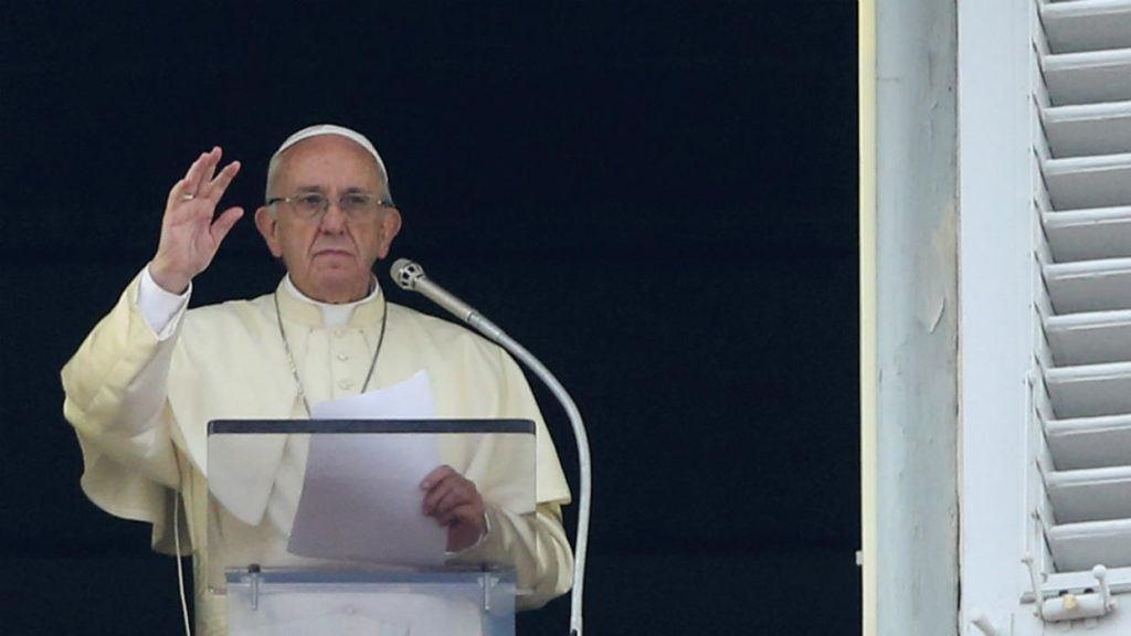 1. siječnja 2020. - Papin Angelus