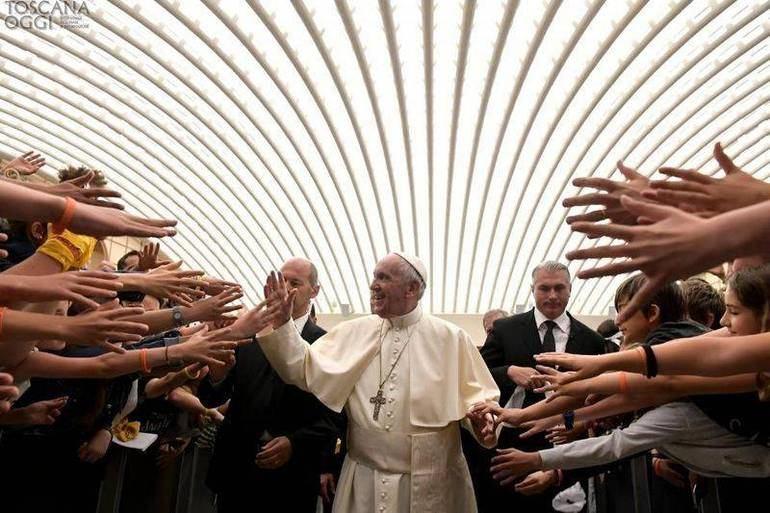 8. siječnja 2020. - Papina kateheza na općoj audijenciji u srijedu