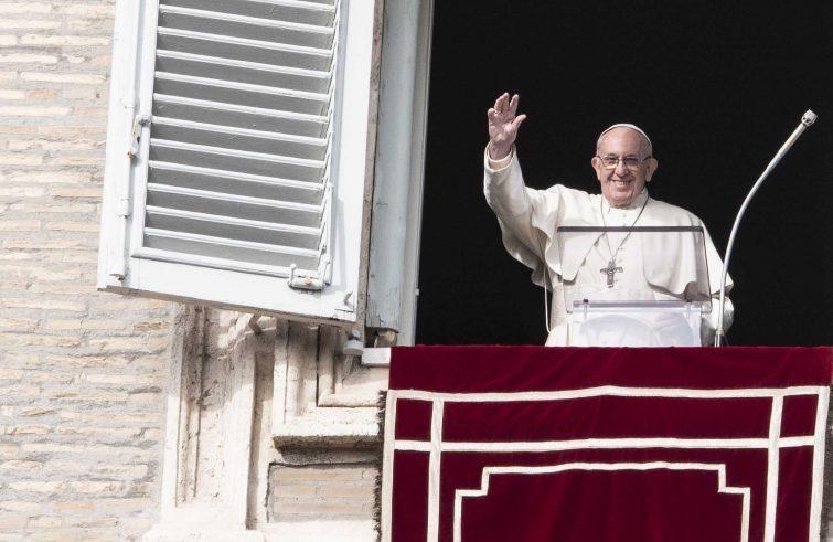 12. siječnja 2020. - Papin Angelus