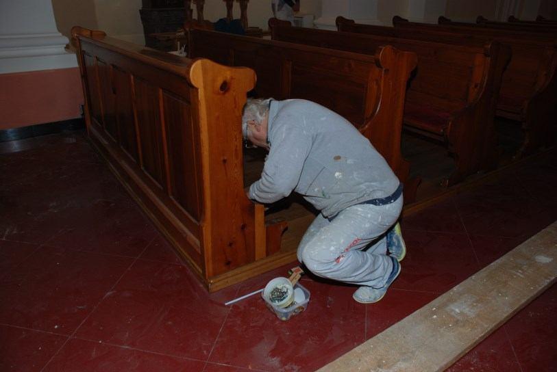 Obnovljena župna crkva na Kantridi