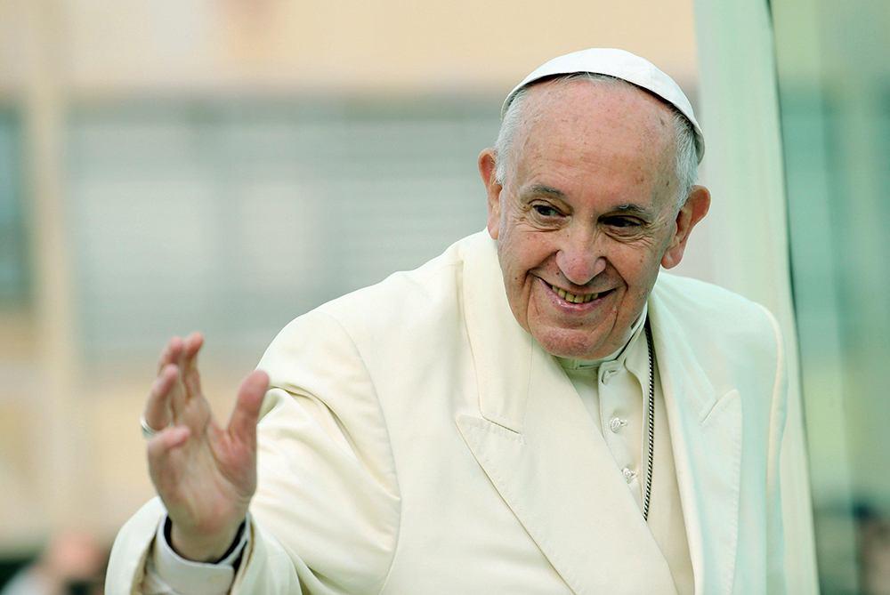"22. veljače 2020. - Papa Franjo: ""Gospodin se nikada ne umara oprostiti!"""