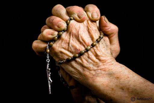 4. ožujka 2020 - Ovdje ne smiješ moliti krunicu!?