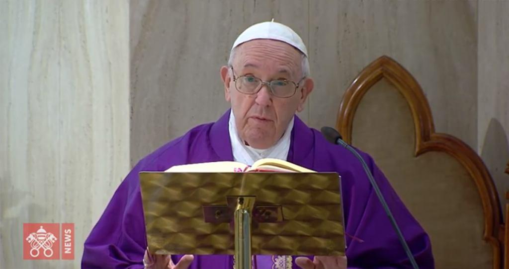 18. ožujka 2020. - Papa će se pridružiti molitvenoj inicijativi talijanskih biskupa