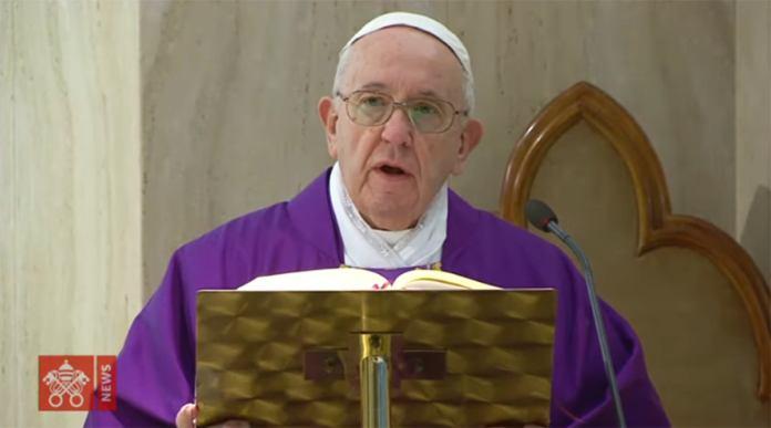 """21. ožujka 2020. Rim - Papa Franjo: """"Iz ovog možemo izaći samo zajedno"""""""