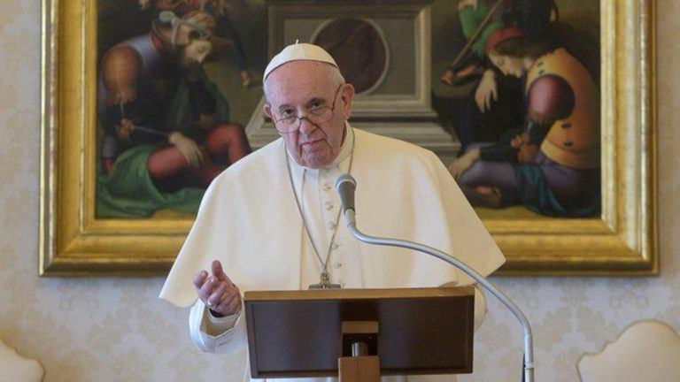 13. travnja 2020. - Papa izrazio blizinu zemljama koje su snažno pogođene koronavirusom