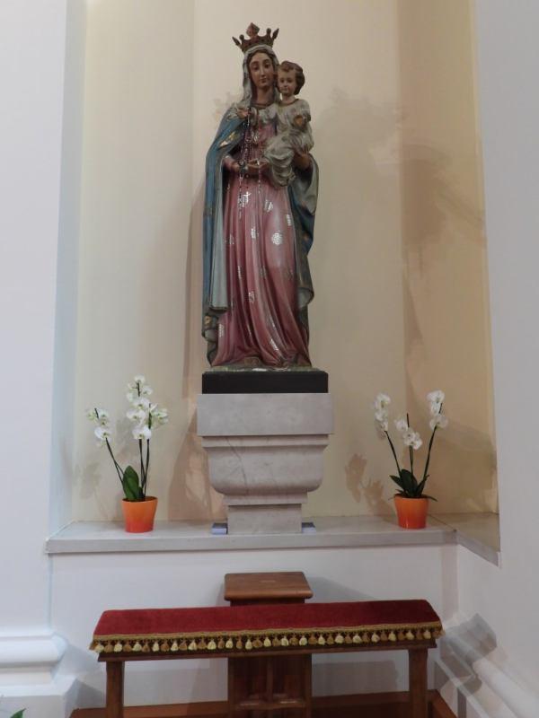 Crkva svetog Antuna Padovanskog - Kantrida