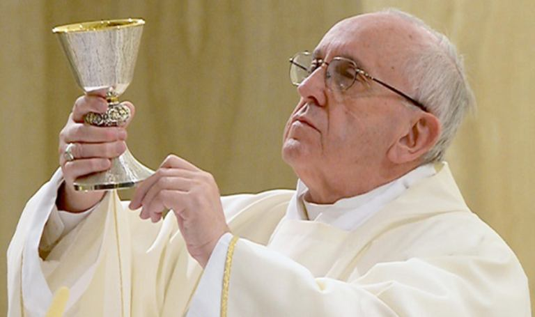26. travnja 2020. Papin angelus