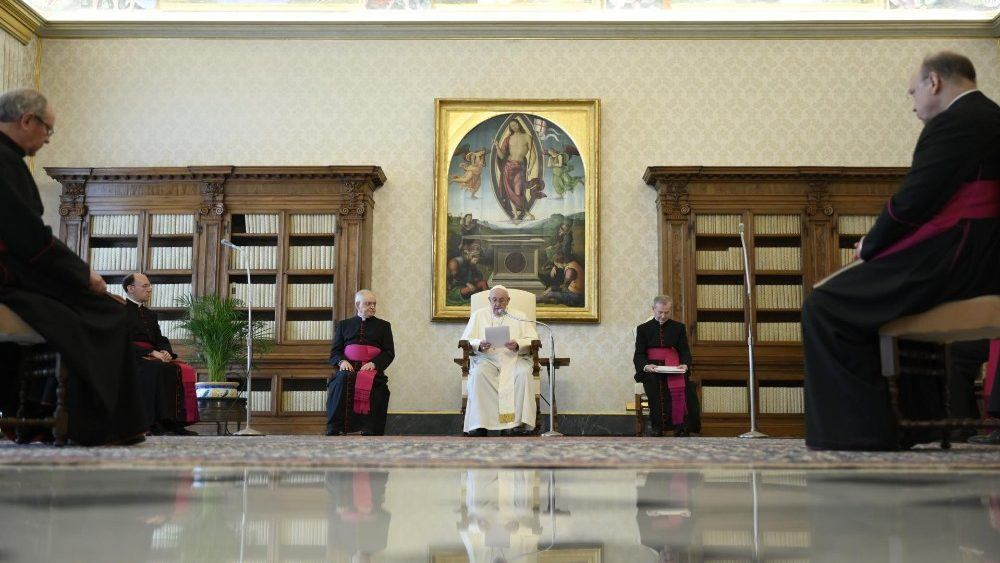 13. svibnja 2020. - Papina kateheza