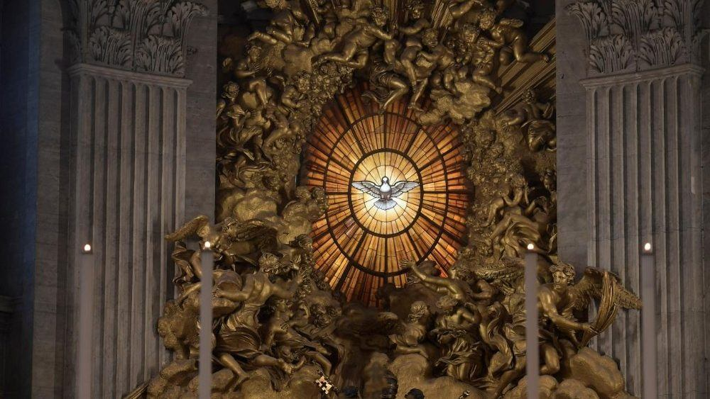 31. svibnja 2020. - Papa: Duh je Božji dar koji nas liječi od narcizma, viktimizacije i pesimizma