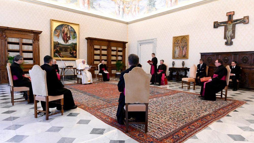 3. lipnja 2020. - Papina kateheza na općoj audijenciji u srijedu