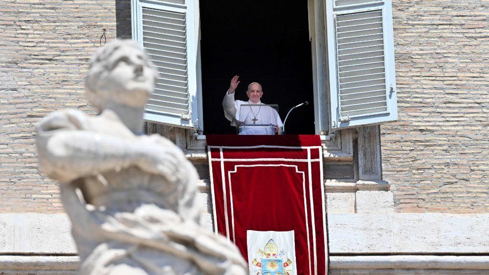21. lipnja 2020. - Papin nagovor