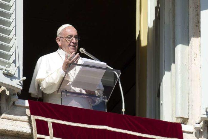 12. srpnja 2020. - Papin nagovor prije i nakon molitve Anđeo Gospodnji u nedjelju