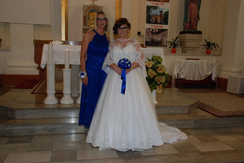 18. srpnja 2020. - Vjenčanje Mladena Martinković i Jelene Jelić